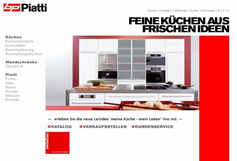 bruno piatti ag riedm hlestrasse 16 ch 8305 dietlikon tel 044 835 51 11. Black Bedroom Furniture Sets. Home Design Ideas